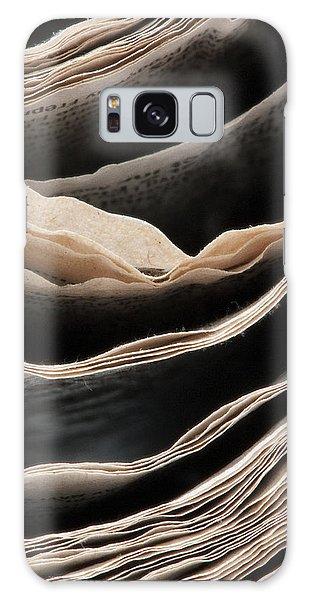 Galaxy Case - Phone Book 6517 by Bob Neiman