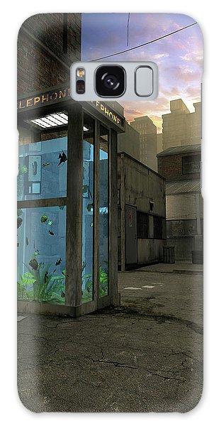 Phone Booth Galaxy Case