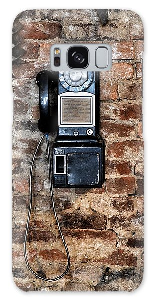Pay Phone  Galaxy Case