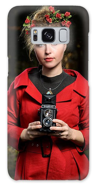 Photographer Galaxy Case
