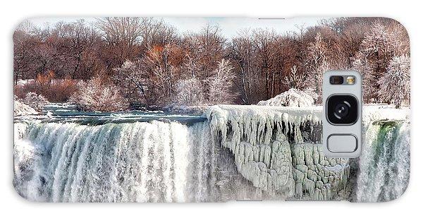 Niagara Winter Galaxy Case by Gouzel -