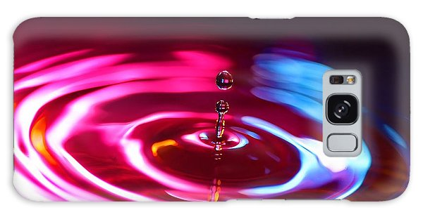 Physics Of Water 1 Galaxy Case by Jimmy Ostgard
