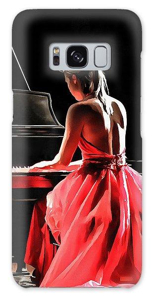 Pianist Galaxy Case
