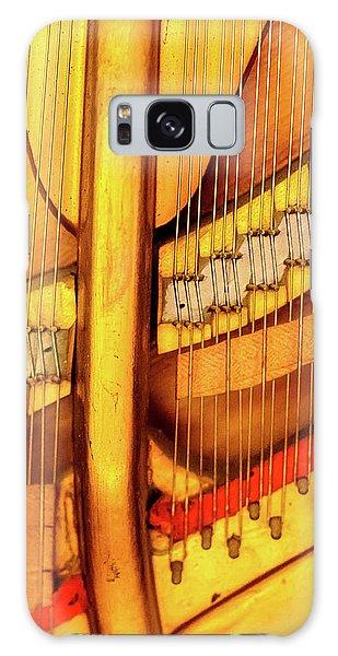 Piano 1 Galaxy Case by Rebecca Cozart