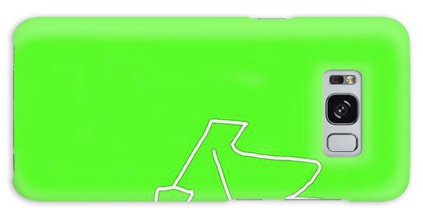 Piano In Green Prints Available At Galaxy Case by David Bridburg