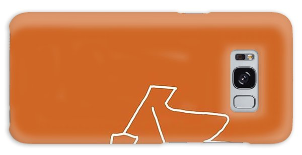 Piano In Orange Prints Available At Galaxy Case