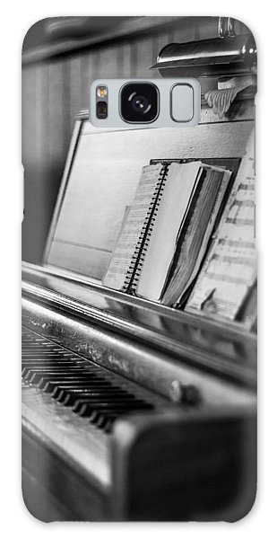 Piano Galaxy Case by Joe Scott