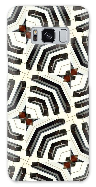 Piano Keys II Galaxy Case