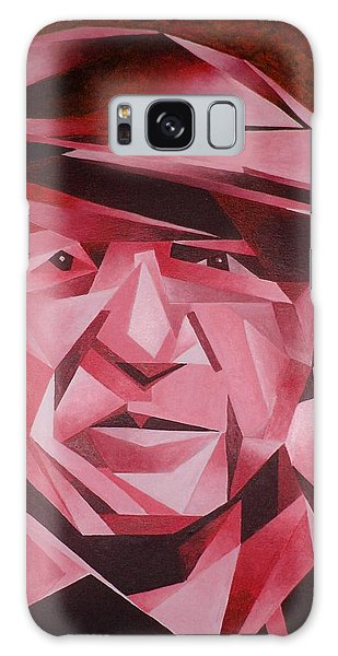 Picasso Portrait The Rose Period Galaxy Case by Tracey Harrington-Simpson