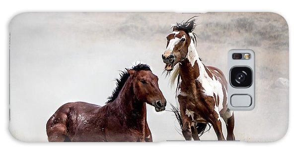 Picasso - Wild Stallion Battle Galaxy Case