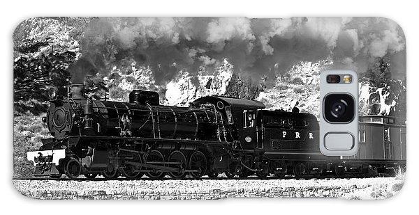 Pichi Richi Railwaytrain Galaxy Case by Bill  Robinson
