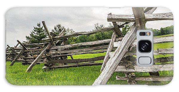 Picket Fence Galaxy Case