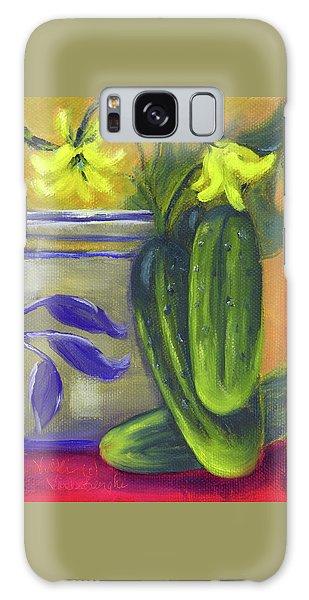 Pickling Cucumbers  Galaxy Case