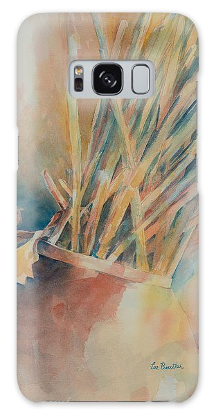 Pickup Sticks Galaxy Case by Lee Beuther