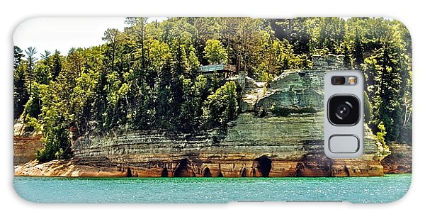 Pictured Rock 6323  Galaxy Case