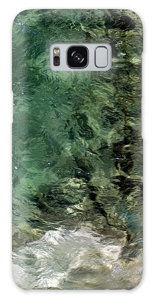 Galaxy Case featuring the photograph Pictured Rocks IIi by Kenneth Campbell