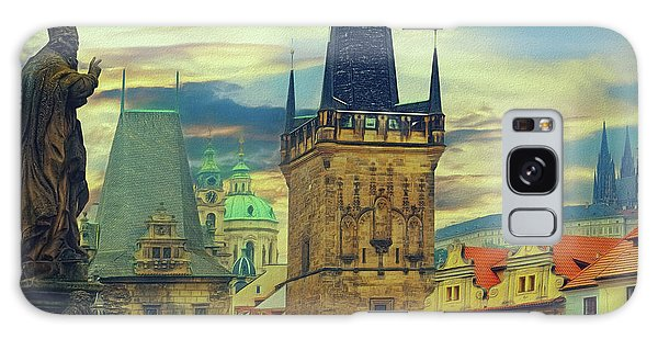 Picturesque - Prague Galaxy Case