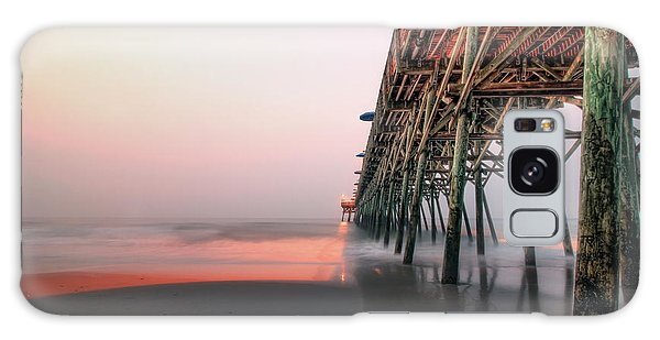 Pier And Surf Galaxy Case