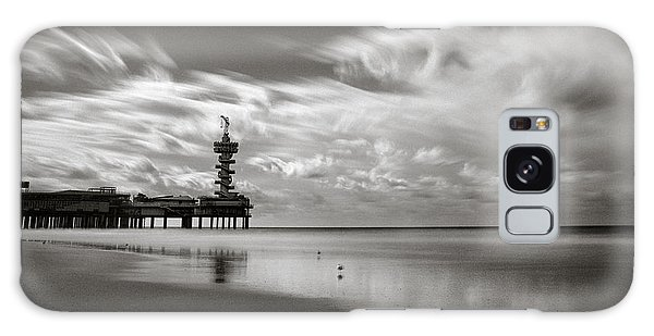 Pier Galaxy Case - Pier End by Dave Bowman