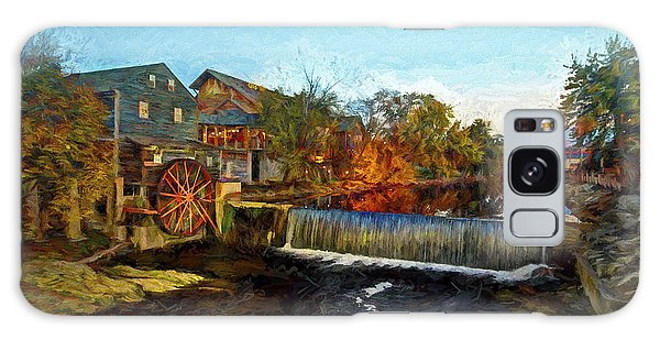 Pigeon Forge Old Mill Galaxy Case