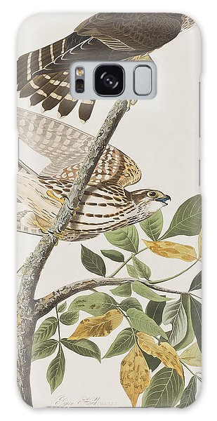 Pigeon Hawk Galaxy S8 Case