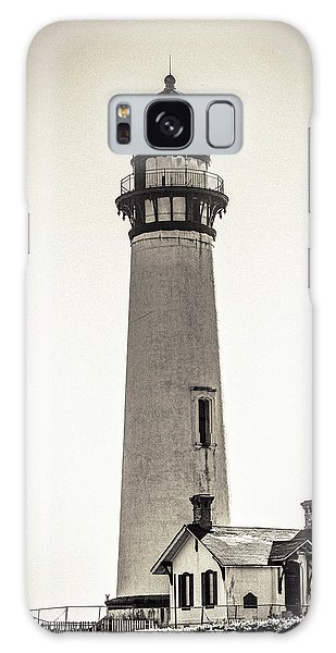 Pigeon Point Lighthouse Galaxy Case