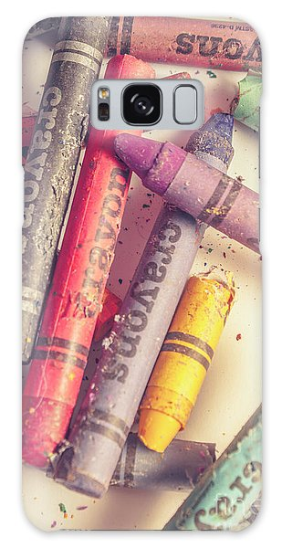 Colours Galaxy Case - Pigment In Play by Jorgo Photography - Wall Art Gallery