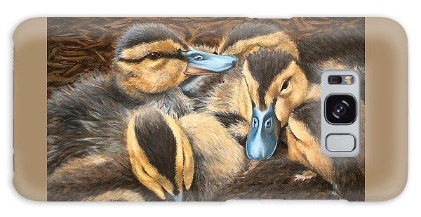 Pile O' Ducklings Galaxy Case
