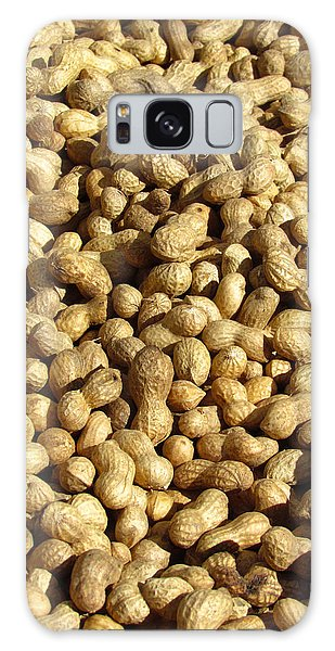 Pile Of Peanuts Galaxy Case