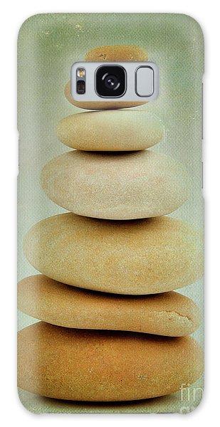 Stone Galaxy Case - Pile Of Stones by Bernard Jaubert