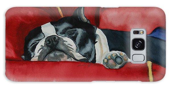 Pillow Pup Galaxy Case
