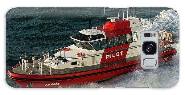 Pilot Boat Wellington Galaxy Case