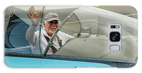 Pilot Vic Vicari Galaxy Case