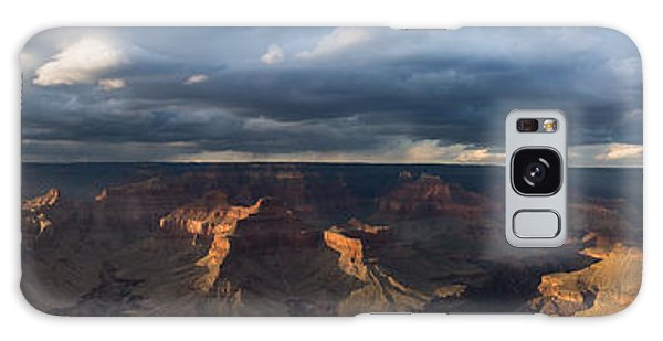 Galaxy Case featuring the photograph Pima Point Panorama by Beverly Parks