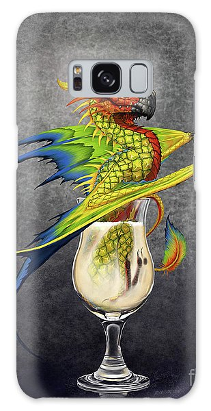 Pina Colada Dragon Galaxy Case