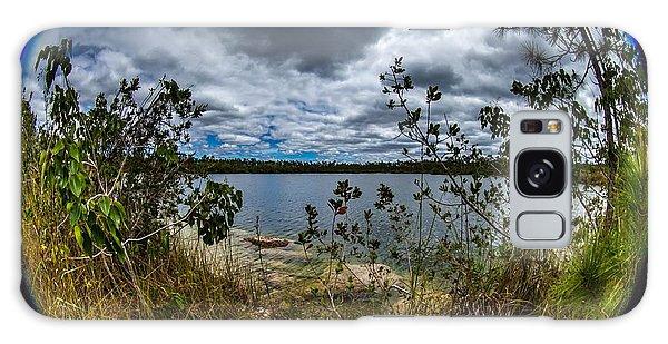 Pine Glades Lake 18 Galaxy Case