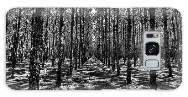 Pine Plantation Wide Galaxy Case