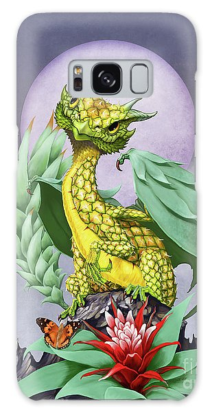 Pineapple Dragon Galaxy Case