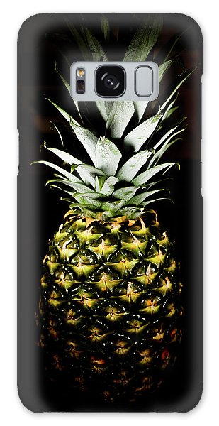 Pineapple In Shine Galaxy Case