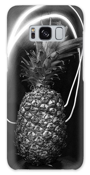 Pineapple Galaxy Case by Jim Mathis