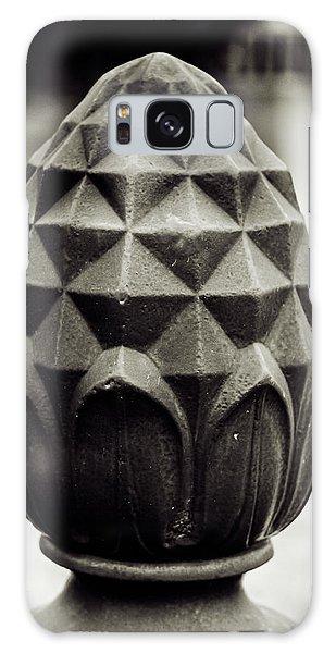 Pineapple, Oak Alley, Vacherie, Louisiana Galaxy Case