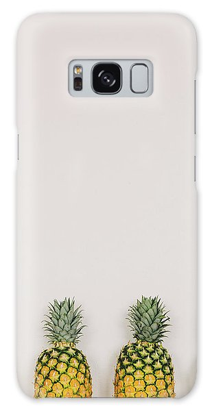 Pineapples Galaxy Case