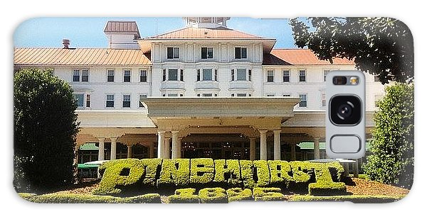 Sports Galaxy Case - Pinehurst #golf #pinehurst8 by Scott Pellegrin