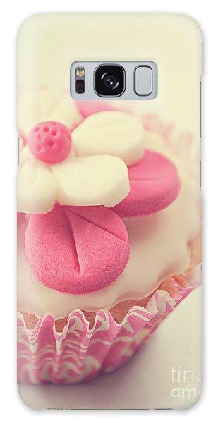 Pink Cupcake Galaxy Case