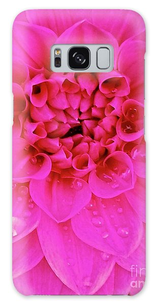 Pink Delight Galaxy Case by Cathy Dee Janes
