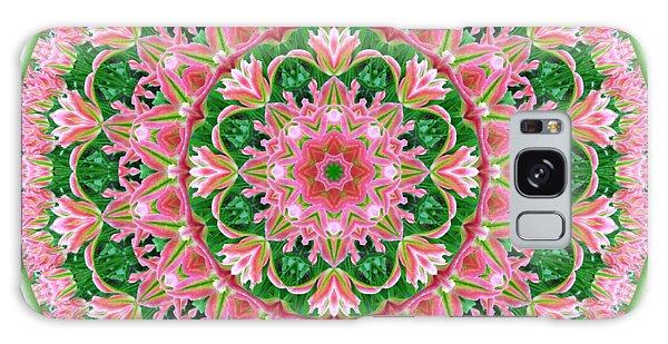 Pink Delight Galaxy Case