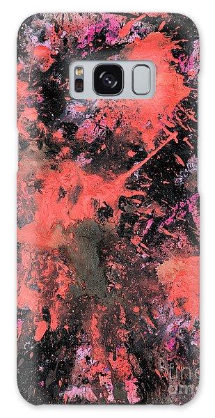 Pink Explosion Galaxy Case