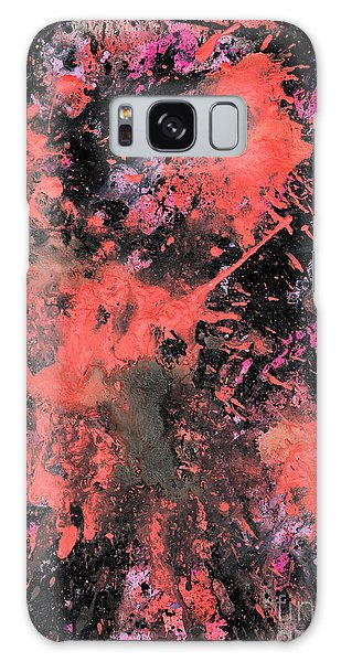 Pink Explosion Galaxy Case