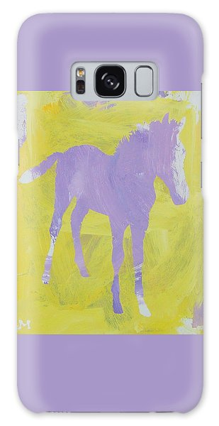 Pink Filly Galaxy Case
