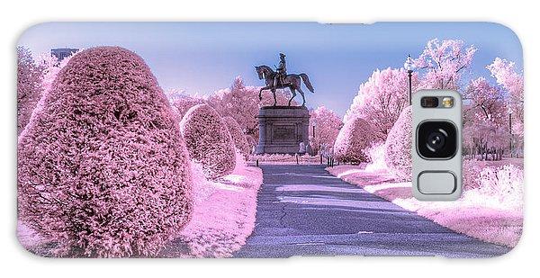 Pink Garden Galaxy Case